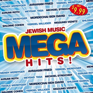 Jewish Music Mega Hits