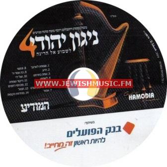 Nigun Yehudi 4 – Lishmoah El Harinah