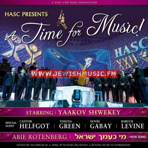 HASC 22 – A Time For Music XXII