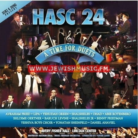 HASC 24 – A Time For Duets XXIV