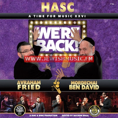 HASC 26 – A Time For Music XXVI