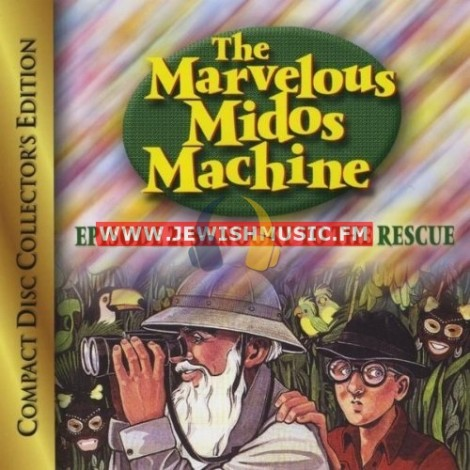 The Marvelous Midos Machine 2 – Shnooky To The Rescue
