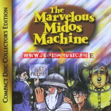 The Marvelous Midos Machine – Song Tape