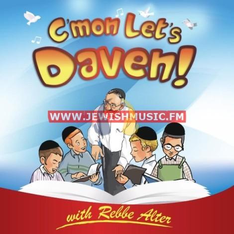 C'mon Let's Daven – English