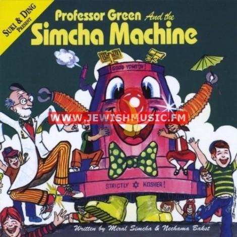 Professor Green & The Simcha Machine