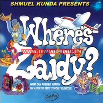 Where's Zaidy