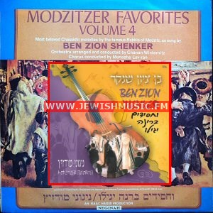 Modzitzer Favorites 4 – Vachasidim Berinah Yogili