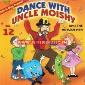 Uncle Moishy & The Mitzvah Men 12