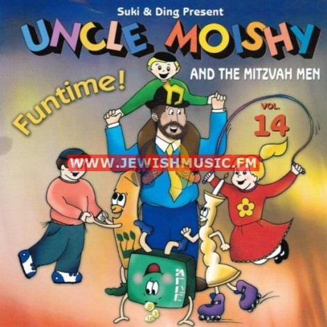 Uncle Moishy & The Mitzvah Men 14
