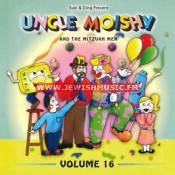 Uncle Moishy & The Mitzvah Men 16