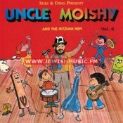 Uncle Moishy & The Mitzvah Men 04