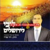 ליבי לירושלים