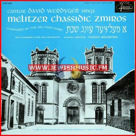 Melitzer Chassidic Zmiros