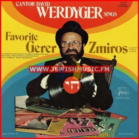 Favorite Gerer Zmiros