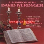 שבת עם דוד ורדיגר