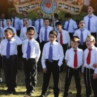 Shalheves Boys Choir