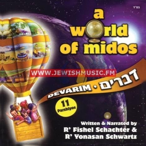 A World Of Midos – Devarim