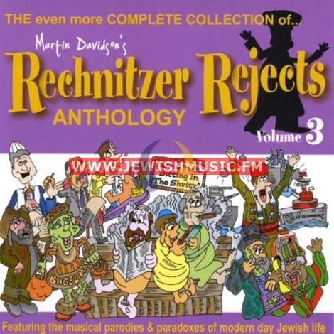 Rechnitzer Rejects Vol 3