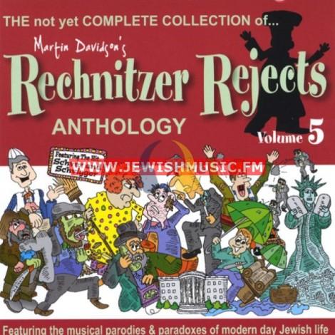 Rechnitzer Rejects Vol 5