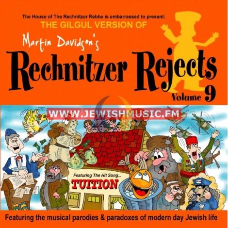 Rechnitzer Rejects Vol 9
