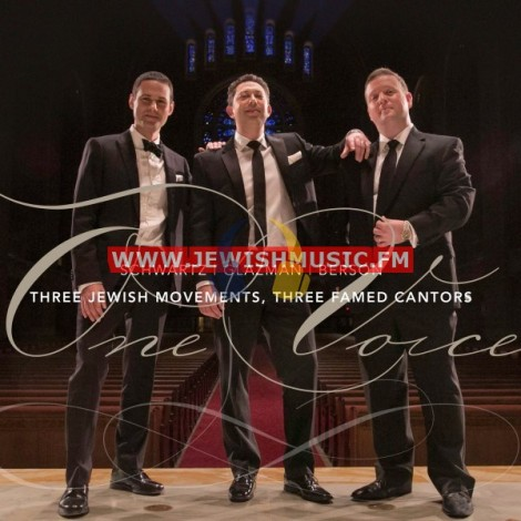 Three Cantors – One Voice