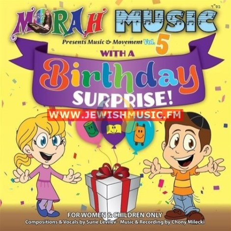 Music & Movement 5 – With A Birthday Surprise