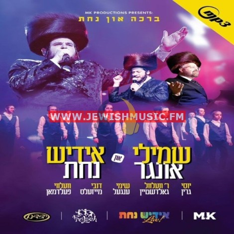 Bracha And Nachas Concert