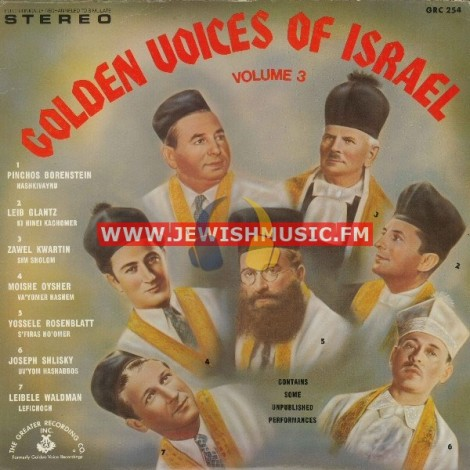 Golden Voices Of Israel 3
