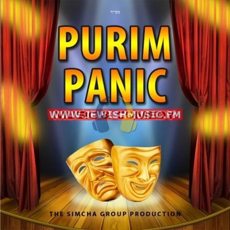 Purim Panic – Music & Comedy