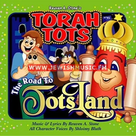 Torah Tots 3 – The Road To Totsland