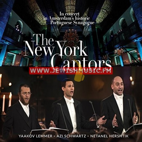 The New York Cantors