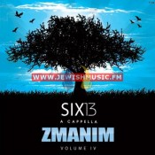Six13 Volume 4 – Zmanim