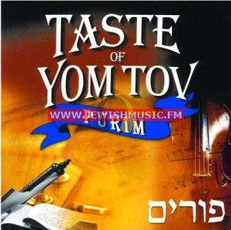 Taste Of Yom Tov – Purim