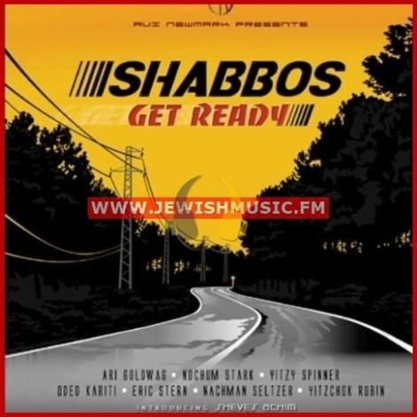 Shabbos Get Ready