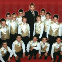 Shira Chadasha Boys Choir