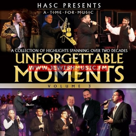Unforgettable Moments 3