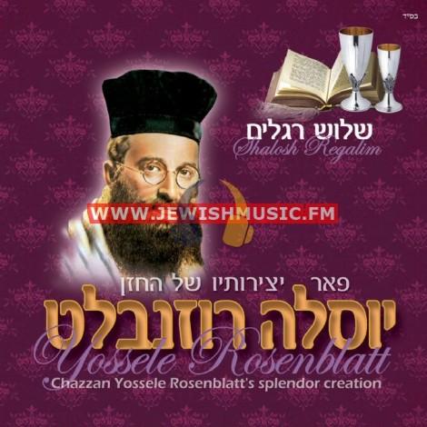 The Hits 3 – Shalosh Regalim