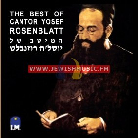 The Best Of Cantor Yosef