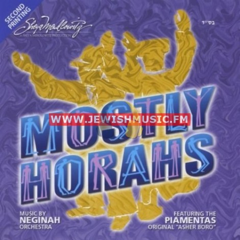 Mostly Horahs 1