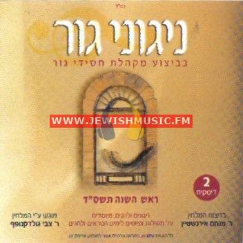 Rosh Hashanah 5764