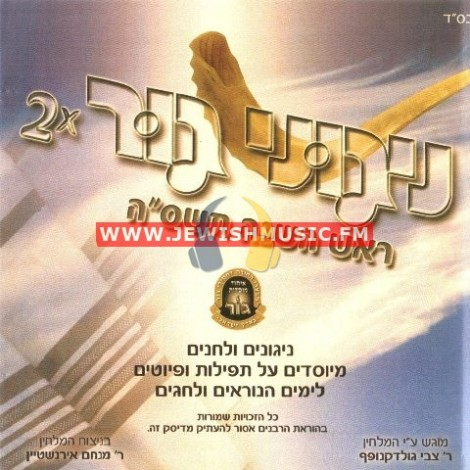 Rosh Hashanah 5765