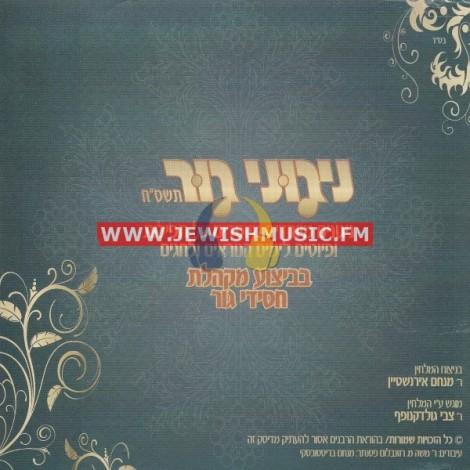 Rosh Hashanah 5768