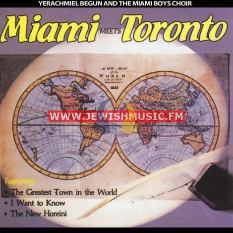 Miami Meets Toronto