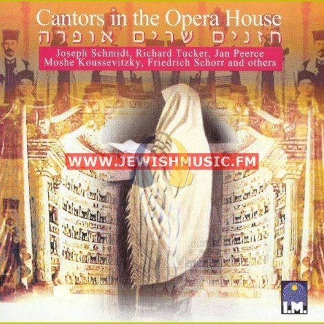 Cantors In The Opera