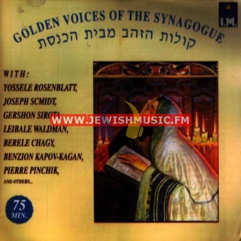 קולות הזהב מבית הכנסת 1