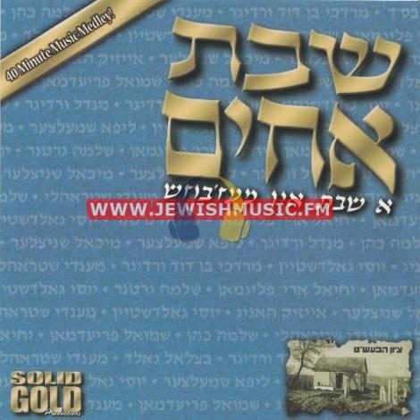 Shevet Achim – A Shabbos In Mezbish