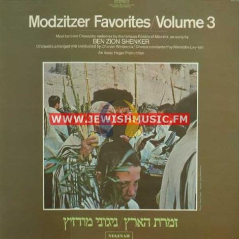 Modzitzer Favorites 3 – Zimrat Ha'aretz