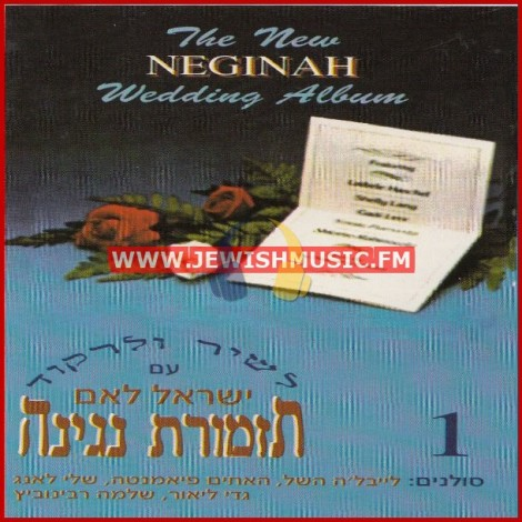 The New Neginah Wedding Album 1