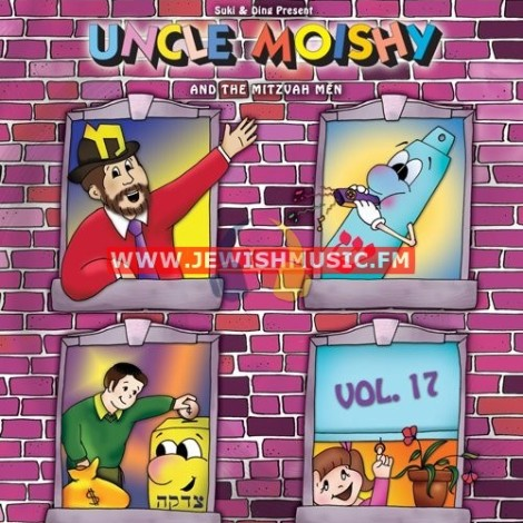 Uncle Moishy & The Mitzvah Men 17