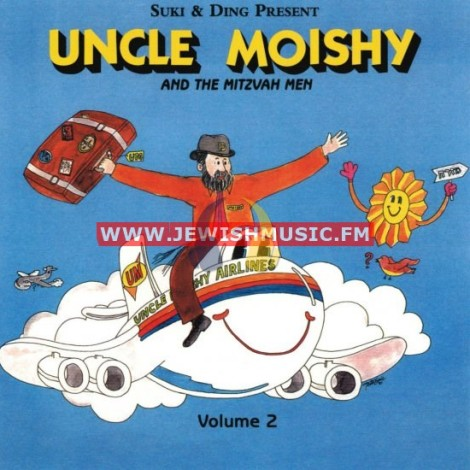 Uncle Moishy & The Mitzvah Men 02